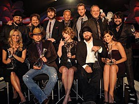 CMT artists of the year special