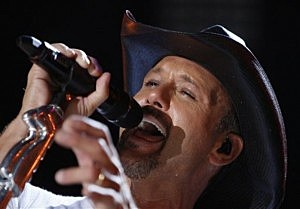 Tim McGraw starring with Denzel Washington