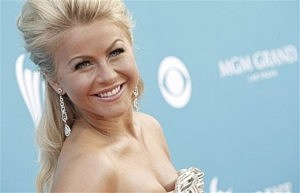 Julianne Hough's video is banned?