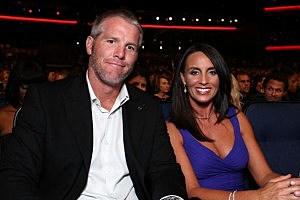 Brett & Deanna Favre
