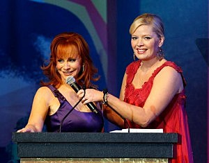 Reba and Melissa Peterman