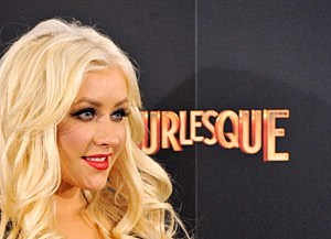Cher And Christina Aguilera Attend 'Burlesque' Photocall