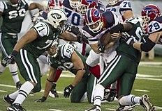 Buffalo Bills and New York Jets