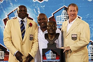 2009 Pro Football Hall of Fame Enshrinement Ceremony