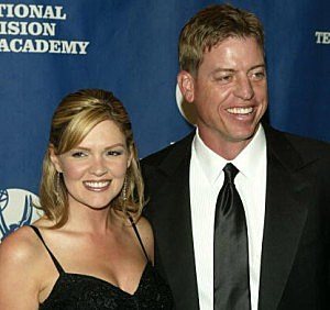 Troy Aikman and Wife Divorcing