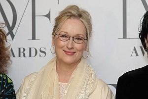 Meryl Streep at 2010 DVF Awards
