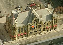 Old Fort Wayne City Hall