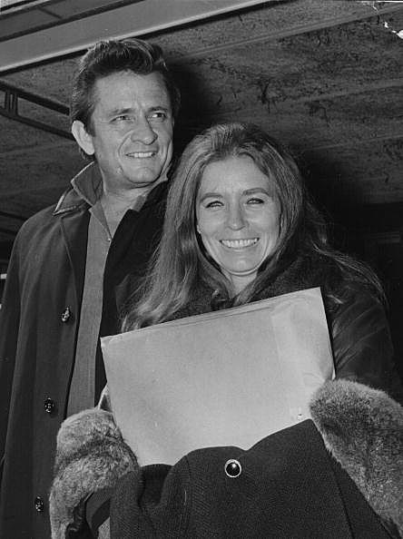 Country timeline johnny and june anniversary for Pictures of johnny cash and june carter