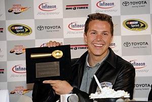 2011 Daytona 500 Winner Trevor Bayne