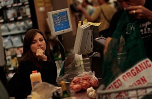 Grocery Store scene