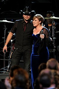 44th Annual CMA Awards jason and kelly