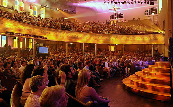 Country Timeline: The Last Grand Ole Opry Broadcast At The Ryman