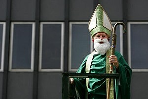 St Patrick's Day Parade Takes Place In Sydney