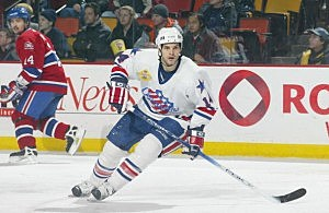 Paul Gaustad on The Rochester Americans