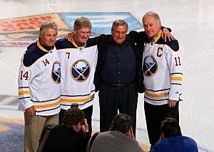 Terry Pegula and the French Connection