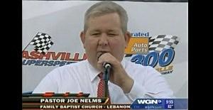 Pastor Joe Nelms
