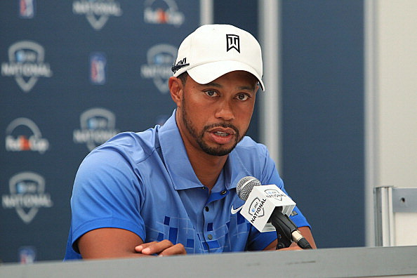 do you care what tiger woods has to say