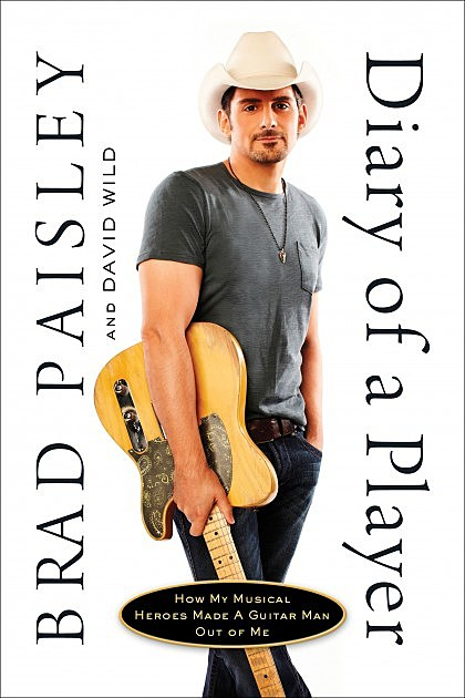 Brad Paisley book