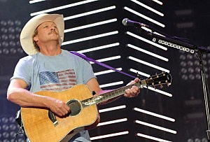 Alan Jackson at CMA Music Fest