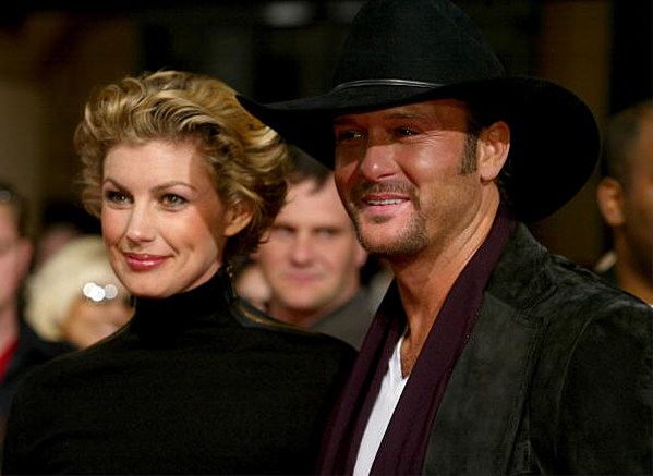 Today In Country Music History: Tim And Faith Get Married