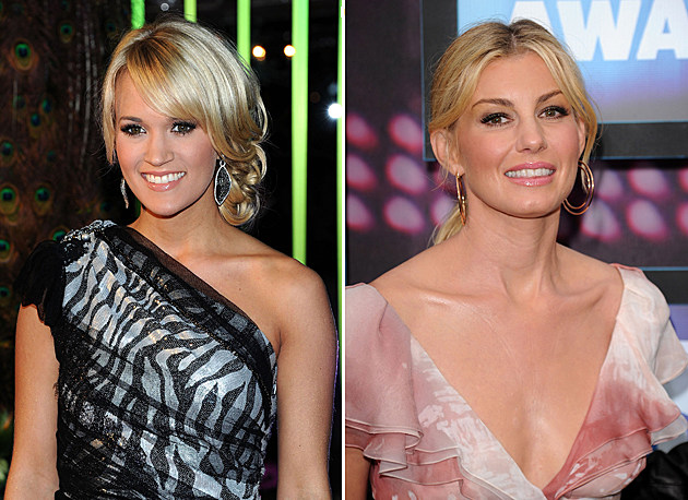 Carrie Underwood - Faith Hill