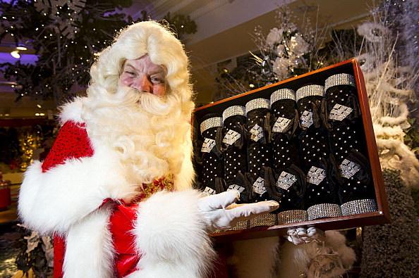 Santa (Getty Images)