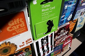 Retailers Estimate Record Sales Of Gift Cards Over Holiday Season