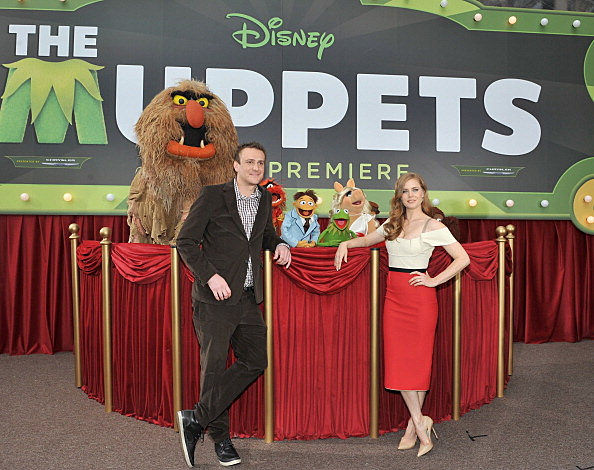 "Premiere Of Walt Disney Pictures' ""The Muppets"" - Red Carpet"