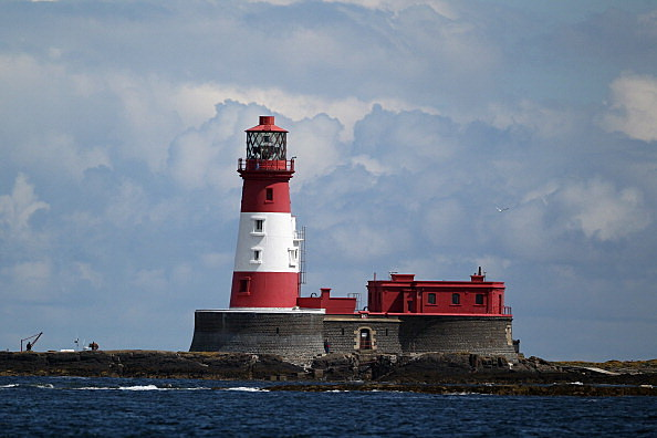 The Longstone Lighthouse