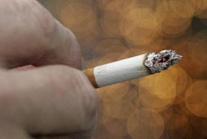 Merkel and Governors Discuss Smoking Ban