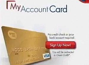 Federal Debit Card