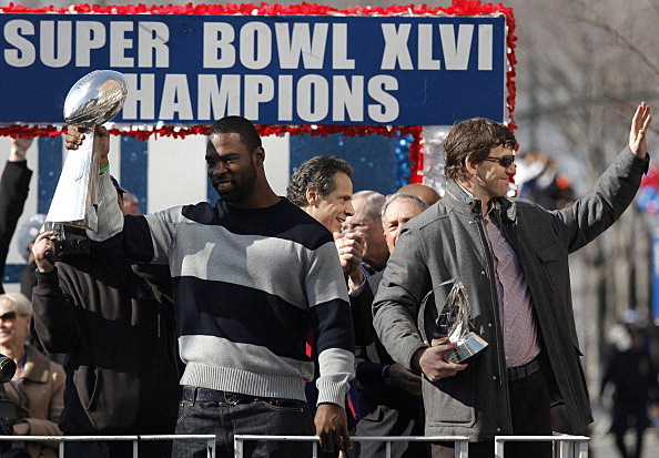 New York Giants Super Bowl XLVI Victory Parade