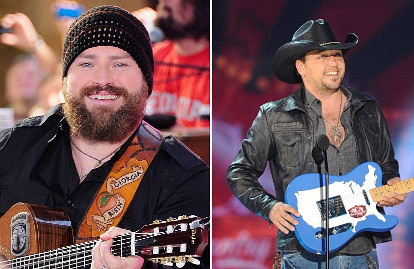 Zac Brown Vs. Jason Aldean