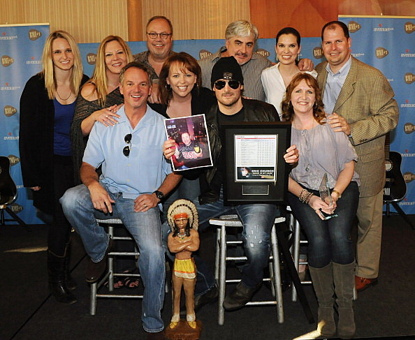 """BMI #1 Party For Eric Church's """"Drink In My Hand"""""""