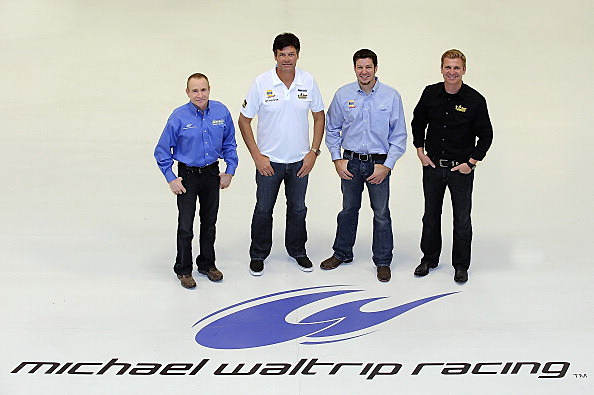 2012 NASCAR Sprint Cup Series Media Tour