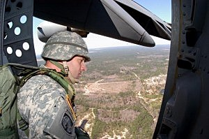 XVIII Airborne Corps Trains At Fort Bragg