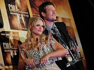 44th Annual CMA Awards - Press Room