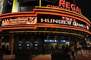 """Opening Night Of Lionsgate's """"The Hunger Games"""""""