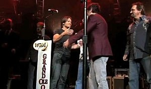 Keith Urban Grand Ole Opry Member