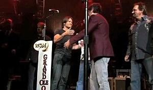 Keith Urban Grand Ole Opry Member