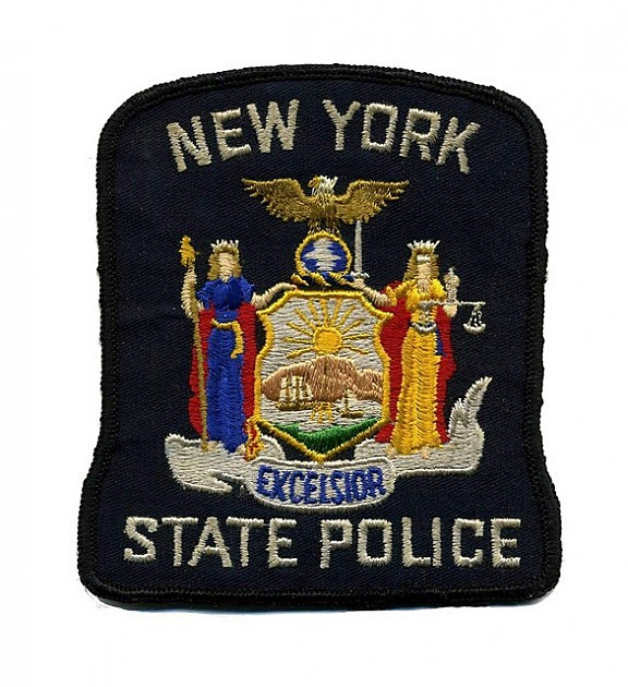 NYSP patch