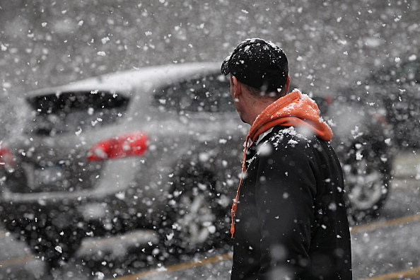 Heavy snow predicted for WNY (Getty Images)