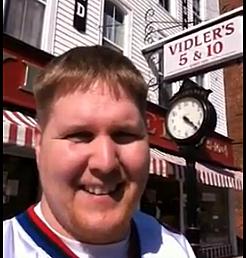Brett Alan at Vidler's