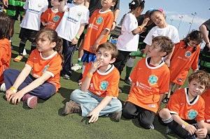 Tribeca/NYFEST Soccer Day - Celebrity Match -