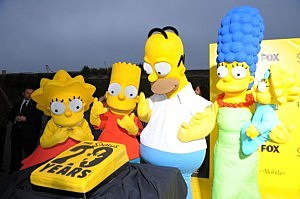 The Simpsons Treehouse Of Horror XX And 20th Anniversary Party