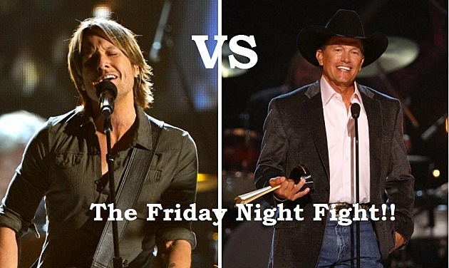 Keith Urban Vs. George Strait