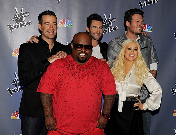 Does the cast of The Voice hate one another?