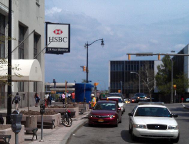 Buffalo Bank Robbery