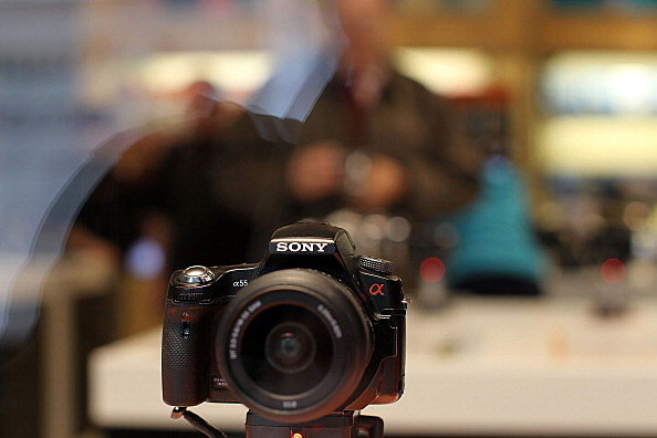 Bring your camera Friday! (Getty Images)