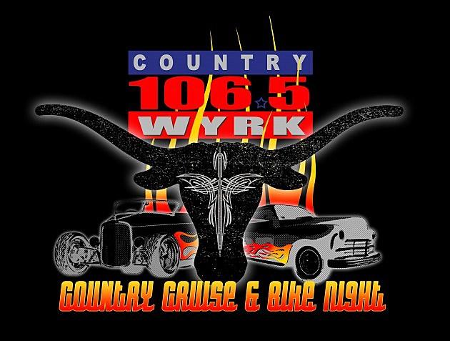 WYRK Country Cruise & Bike Night